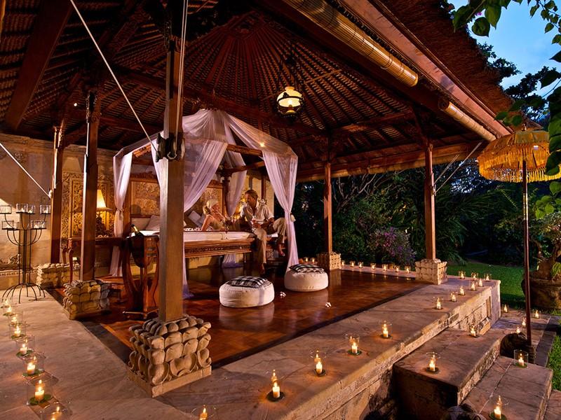 Le spa de l'hôtel 4 étoiles Matahari Beach Resort