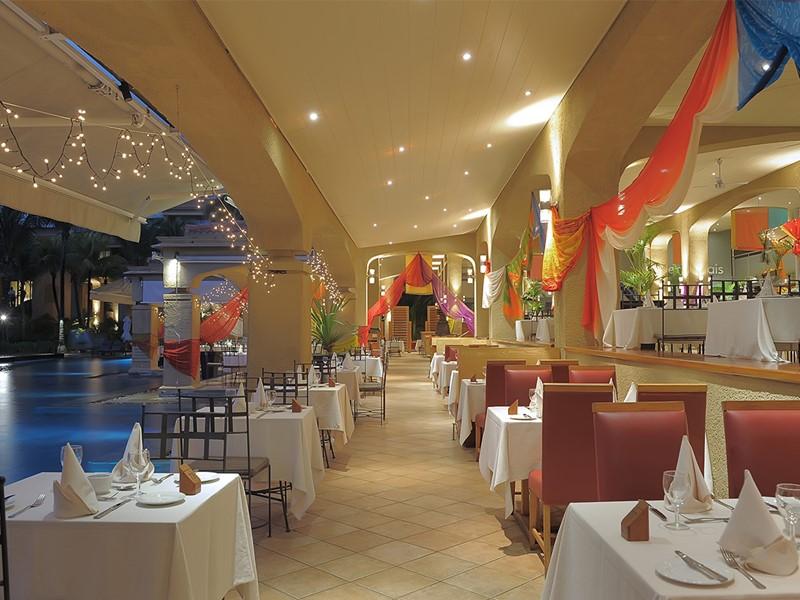Le restaurant Les Quais