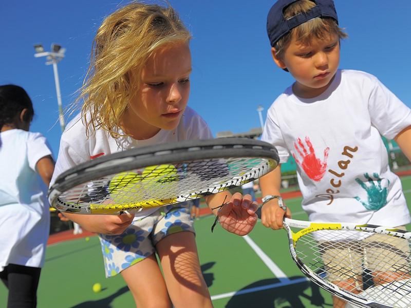 De nombreuses activités pour les enfants