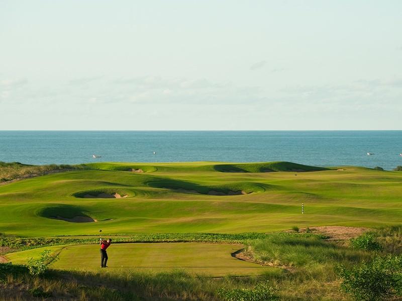Le Mazagan met à votre disposition un magnifique parcours de golf