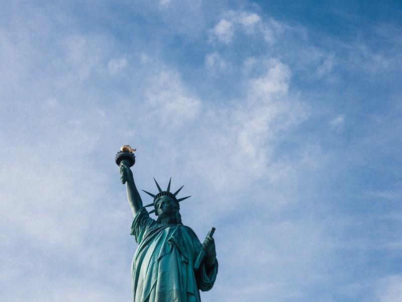 Mesurez-vous à la Statue de la Liberté, offerte en 1886 par la France aux États-Unis
