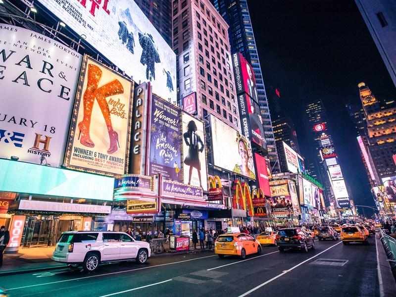 Broadway, le quartier des rêves les plus fous !
