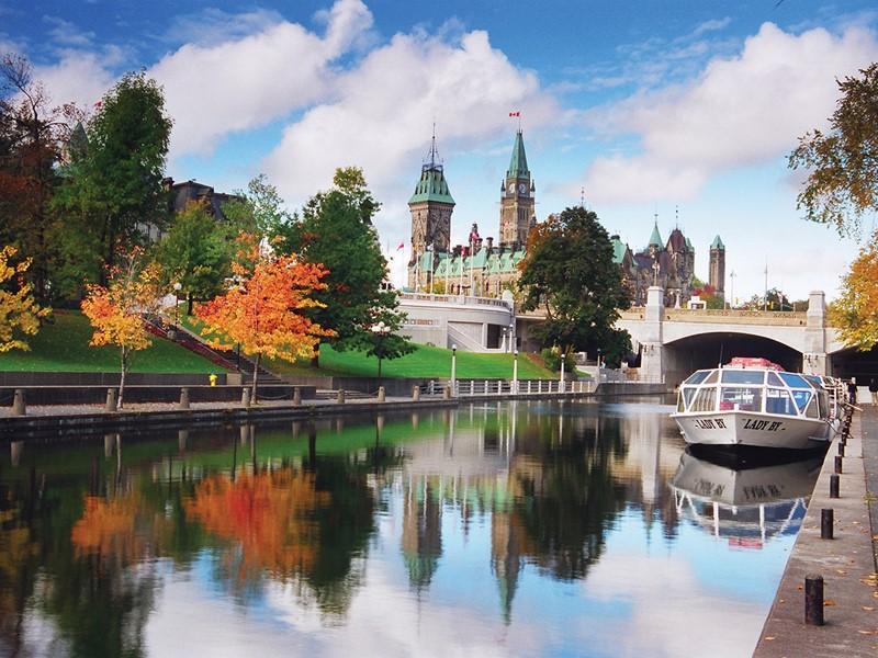 Ottawa, la capitale canadienne et ses nombreux lieux à explorer