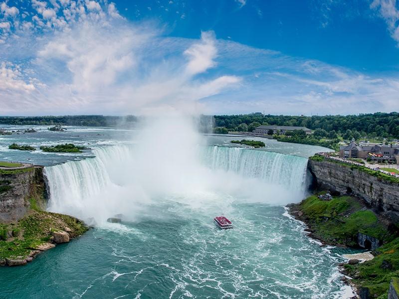 Les mythiques chutes du Niagara, observer ces cascades époustouflantes