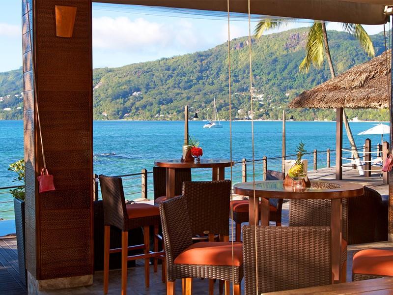 Cocoloba Bar du Méridien Fisherman's Cove à Mahé
