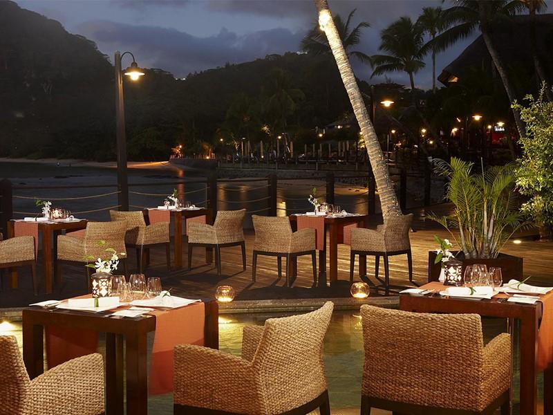 Restaurant Le Bourgeois du Méridien Fisherman's Cove