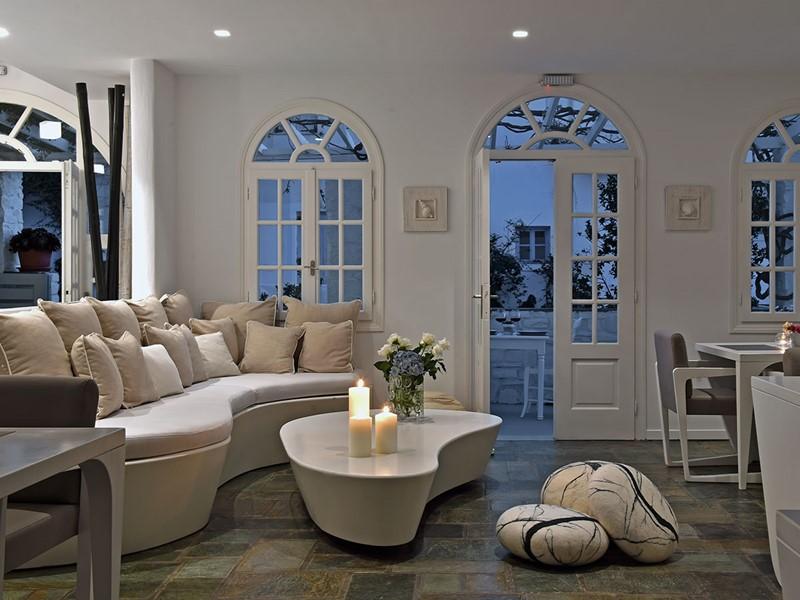 Le lounge du Mersina Exclusive