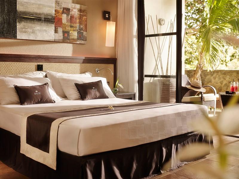 Chambre supérieure du Palm Hôtel & Spa de la Réunion