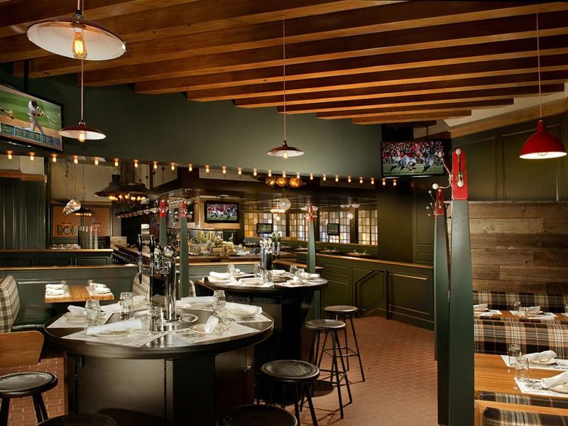 Le restaurant Michael Mina's PUB 1842 du MGM Grand