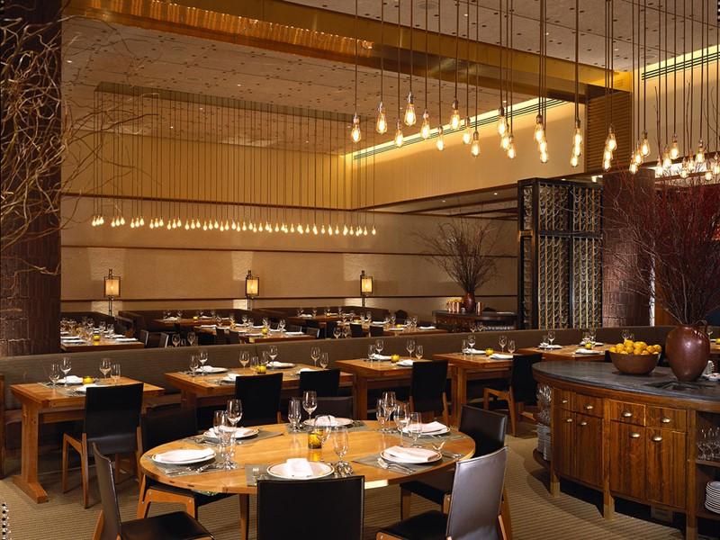 Le restaurant Tom Colicchio's Craftsteak du MGM Grand