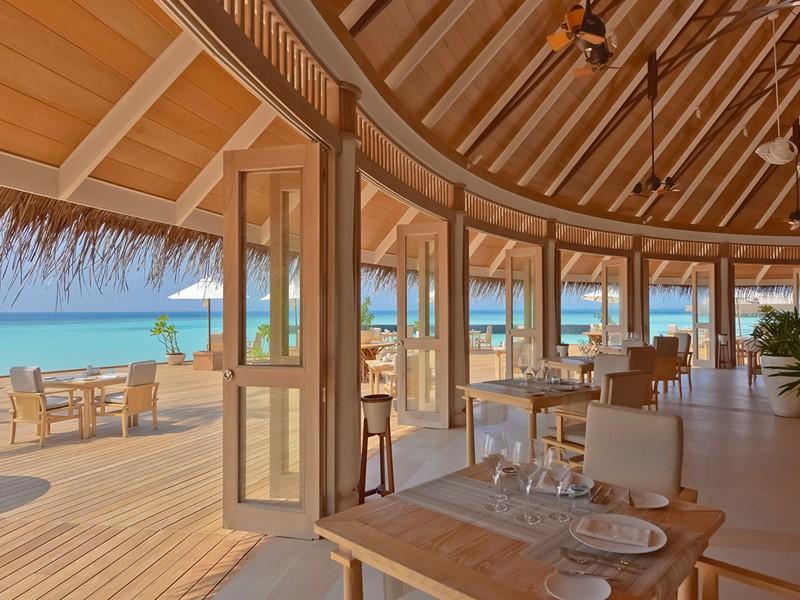 Le restaurant Ocean