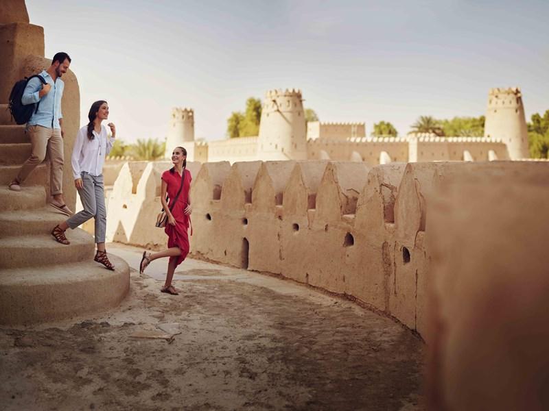 Voyage au Moyen Orient