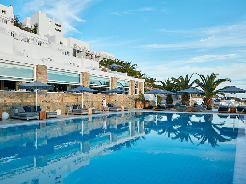 La splendide piscine