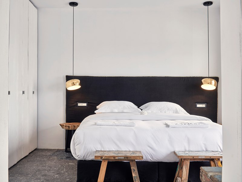 Hébergement de luxe à Mykonos