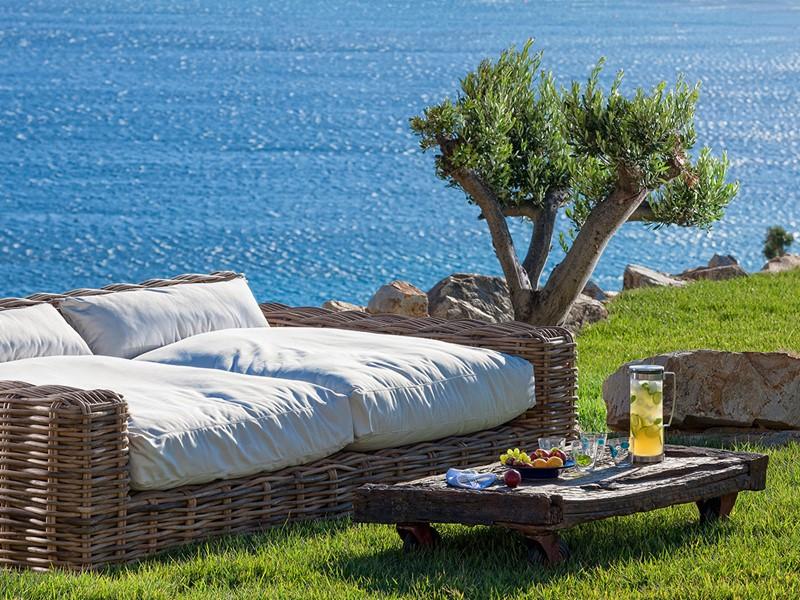 Relaxez-vous sous le soleil grec