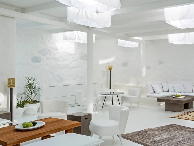 Lounge du lobby