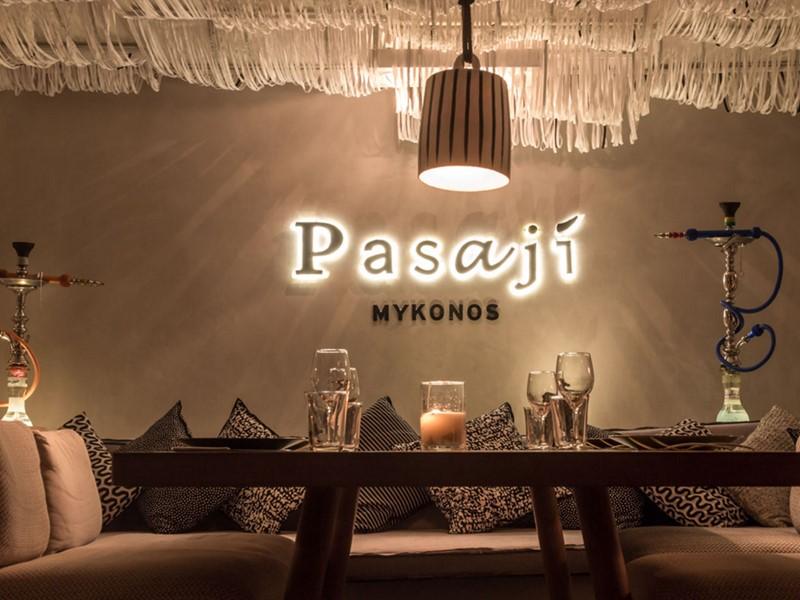 Restaurant Pasaji