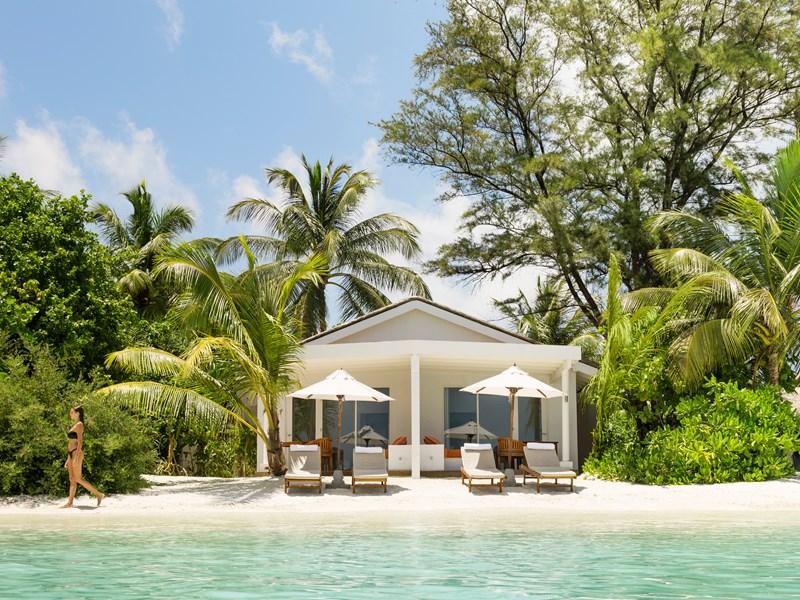 Les villas plages du LUX
