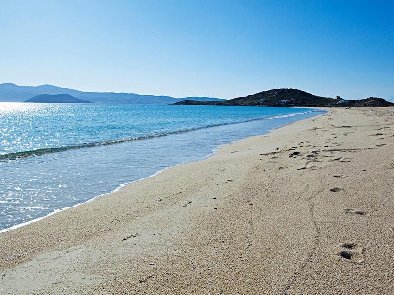Une des plages à proximité de l'hôtel
