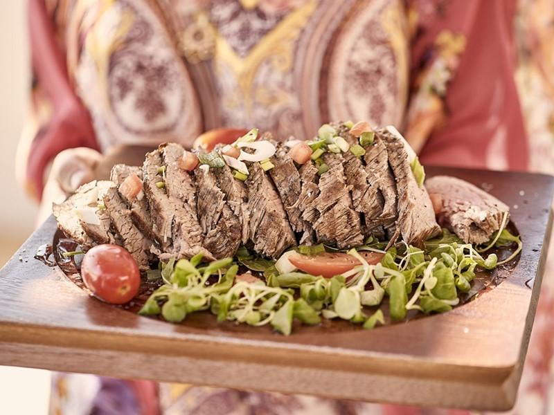 Gastronomie aux saveurs grecques