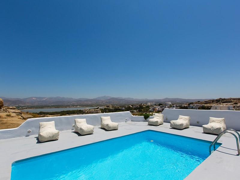 La piscine de l'Elegant Paradise Villa