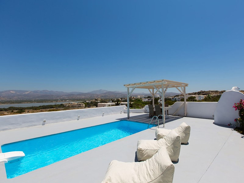 La piscine de l'Exclusive Horizon Suite