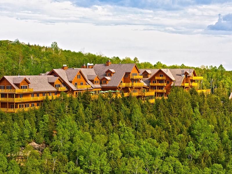 La pourvoirie Sacacomie offre un refuge dans la forêt québécoise