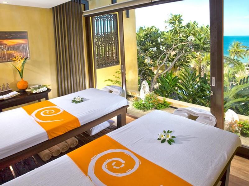 Le spa de l'hôtel 4 étoiles New Star Beach Resort