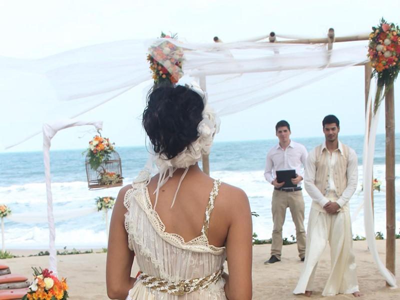 Mariage au New Star Beach Resort à Koh Samui