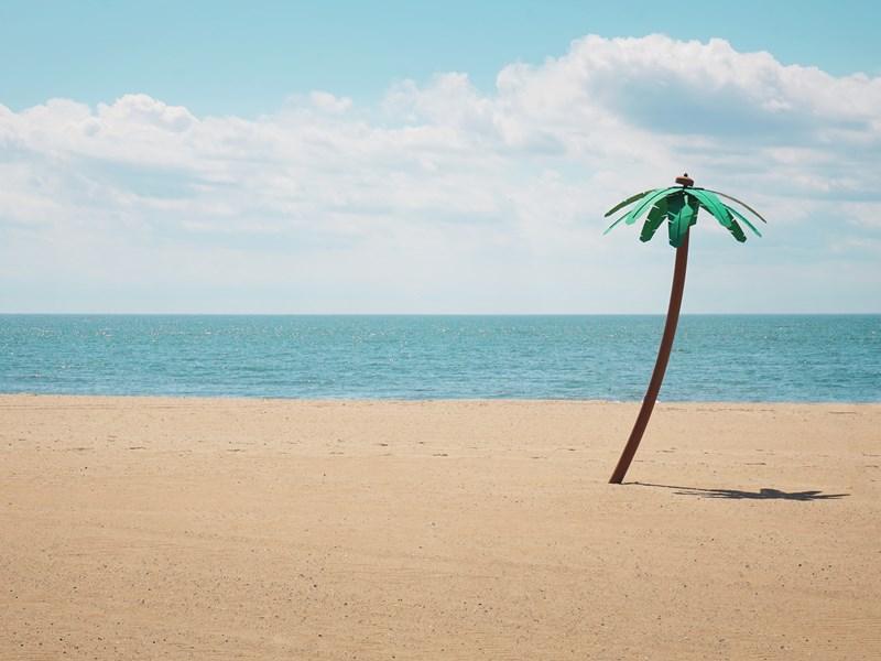 Profitez de la plage pour vous ressourcez du tumulte New-Yorkais