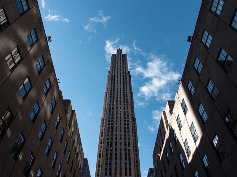 Prenez ensuite de la hauteur en montant au sommet du Rockefeller Center