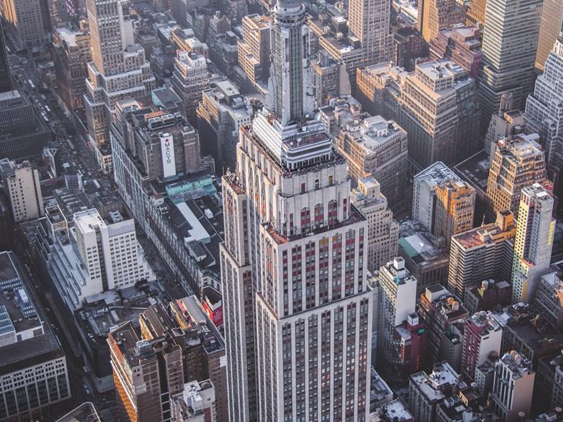 Vous passerez surement devant l'Empire State Building, le plus iconique de New York
