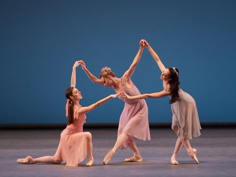 Assistez à une représentation du New York City Ballet