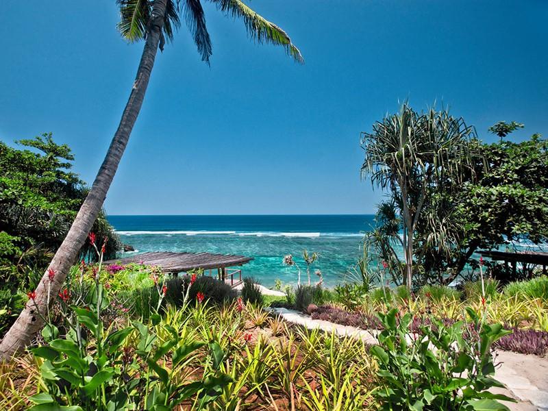 Le Nihi Sumba est situé au coeur d'une île sauvage de l'archipel indonésien