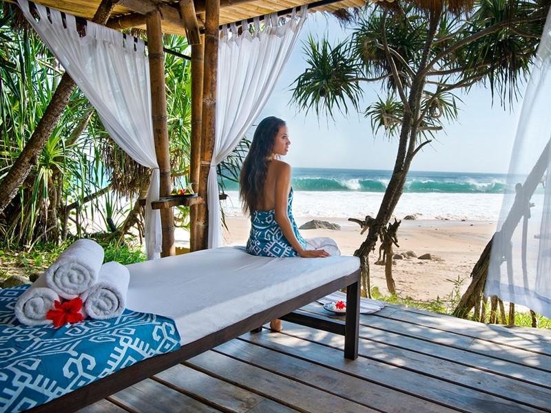 Profitez des somptueux soins du spa du Nihi Sumba
