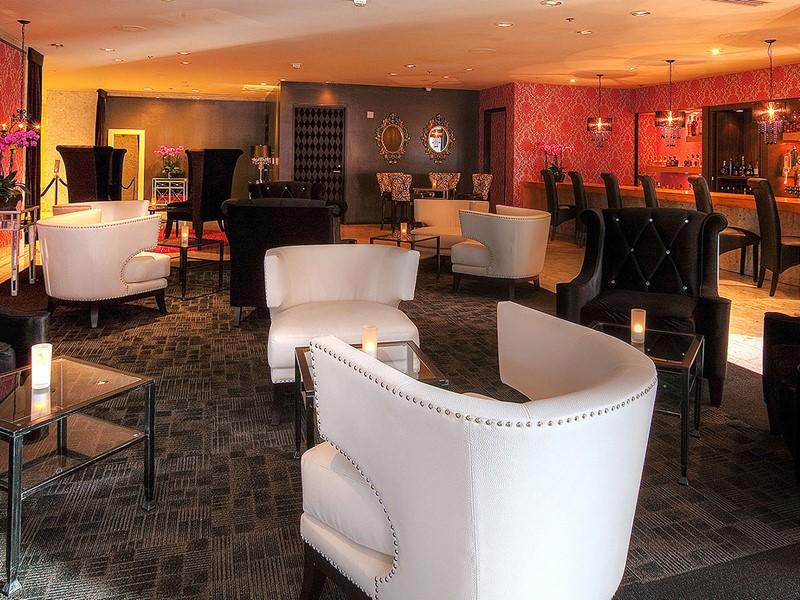 Kanpai Lounge de l'hôtel Nikko à San Francisco