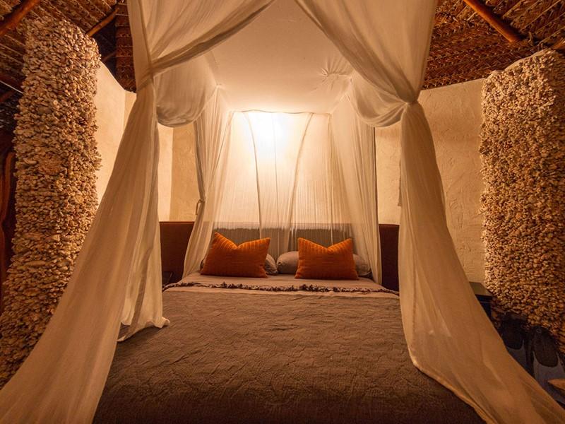 Bungalow 7 de l'hôtel Ninamu Resort à Tikehau