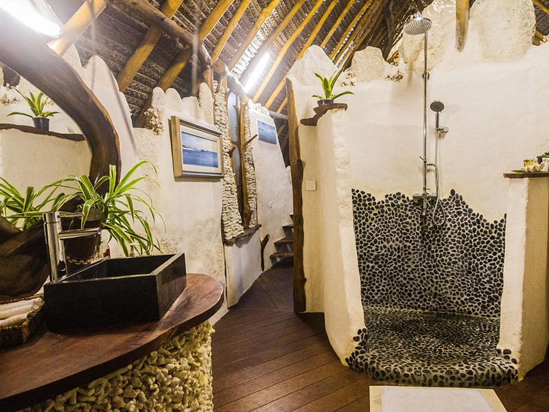 Bungalow 6 de l'hôtel Ninamu Resort à Tikehau