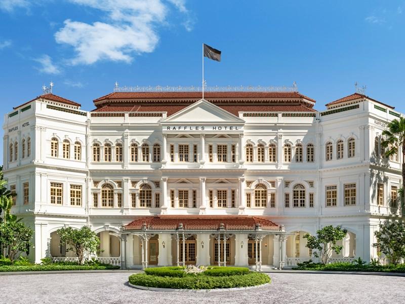 Le Raffles Singapour