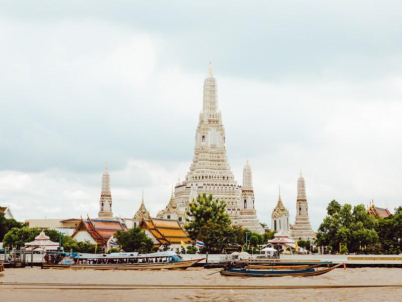 Bangkok et ses merveilles, admirez le Wat Arun