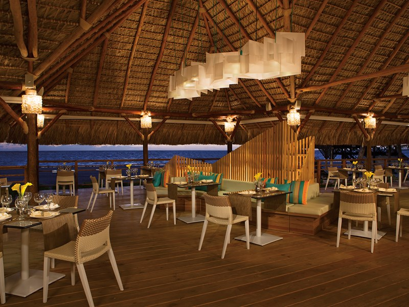 Le Seaside Grill, au bord de mer