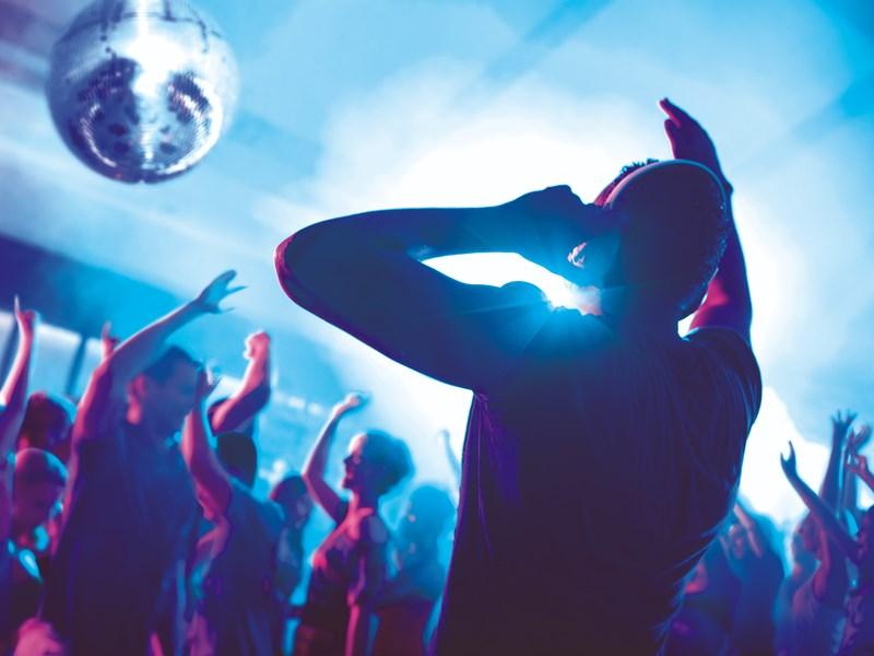 Ambiance assurée à la discothèque Eclipse