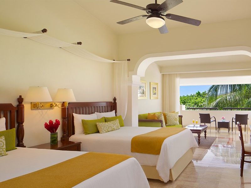 Preferred Club Junior Suite Tropical View Room du Now Sapphire