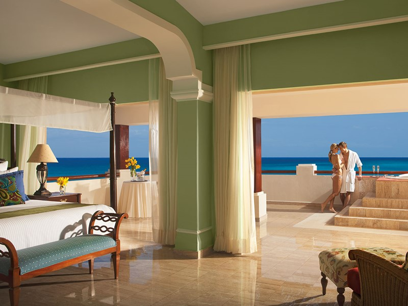 Preferred Club Governor Suite Ocean Front du Now Sapphire