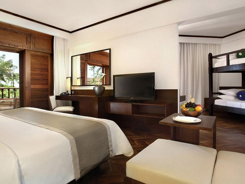 Family Room du Nusa Dua Beach Hotel à Bali