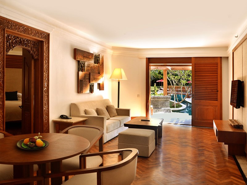 Palace Club Lagoon Access Suite du Nusa Dua Beach Hotel