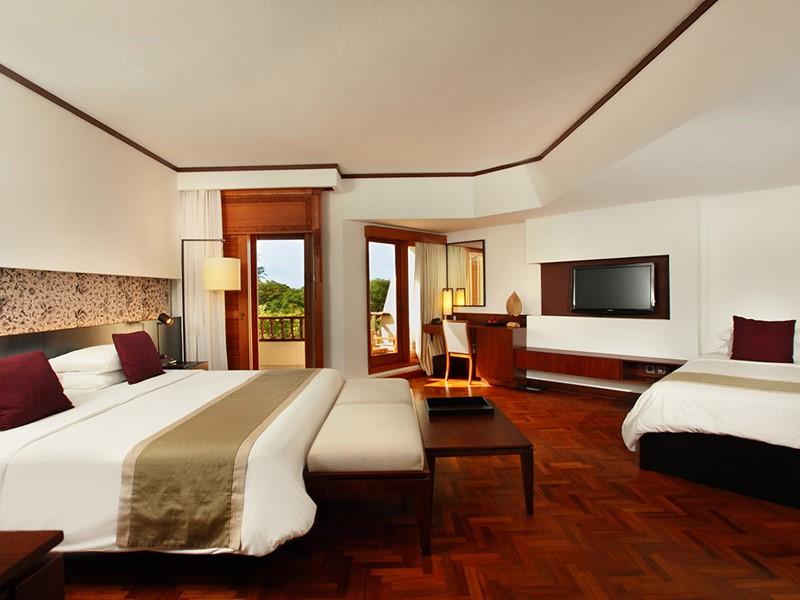 Deluxe for 3 du Nusa Dua Beach Hotel à Bali