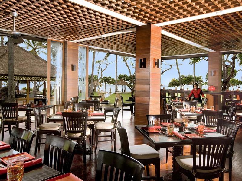 Spécialités asiatiques au Maguro Asian Bistro du Nusa Dua Beach Hotel