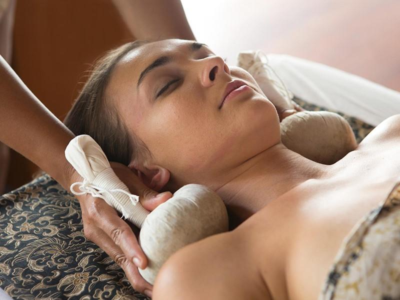 Profitez des somptueux soins du spa du Nusa Dua Beach Hotel