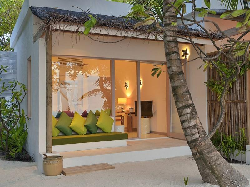 Deluxe Beach Villa de l'OBLU By Atmosphere